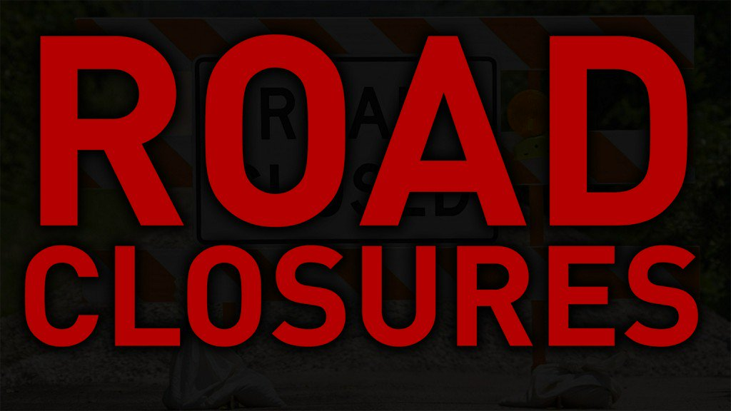 New Orleans cut off from all s road closures