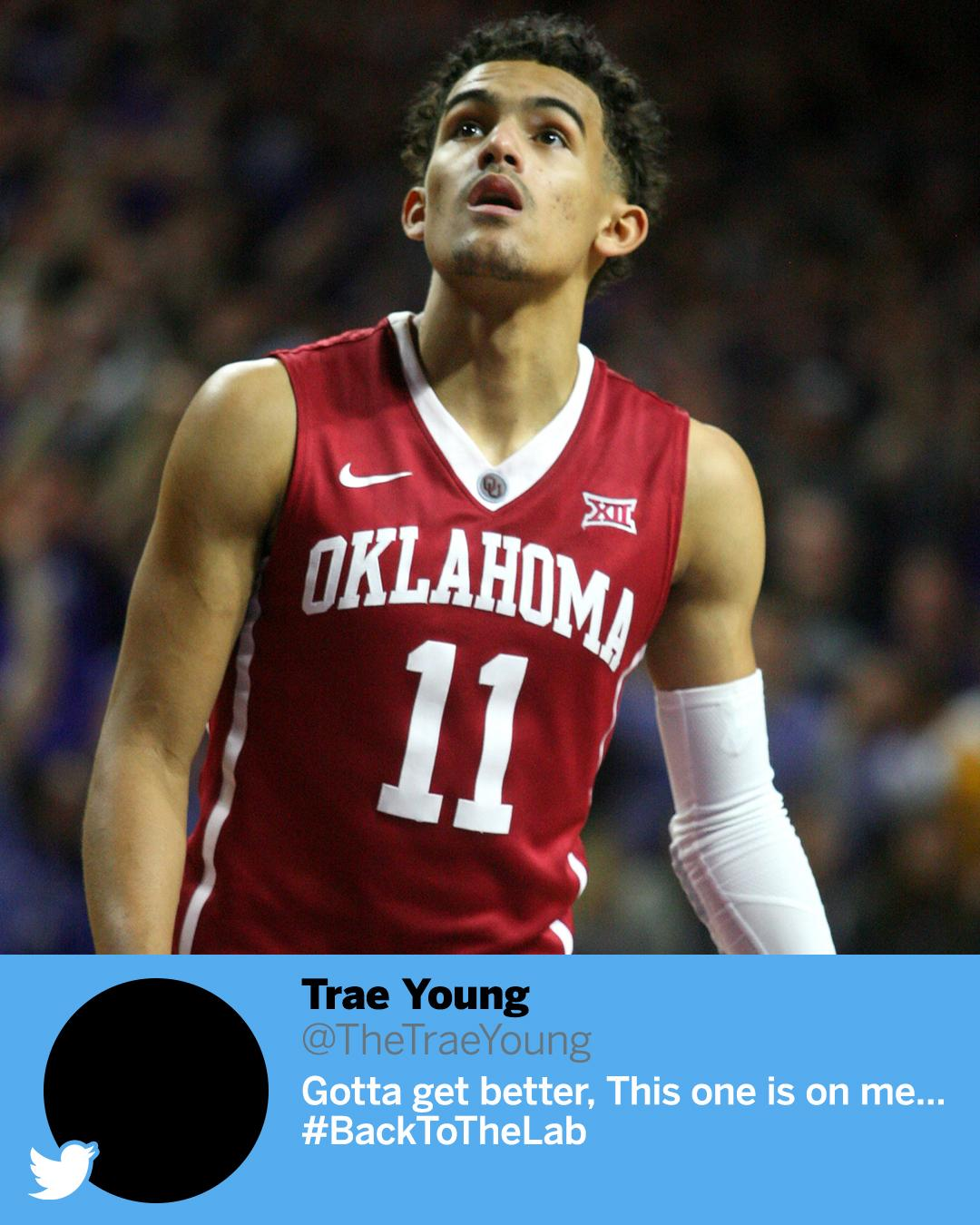 After a tough loss, Trae Young took responsibility. https://t.co/XiR5rbfghM