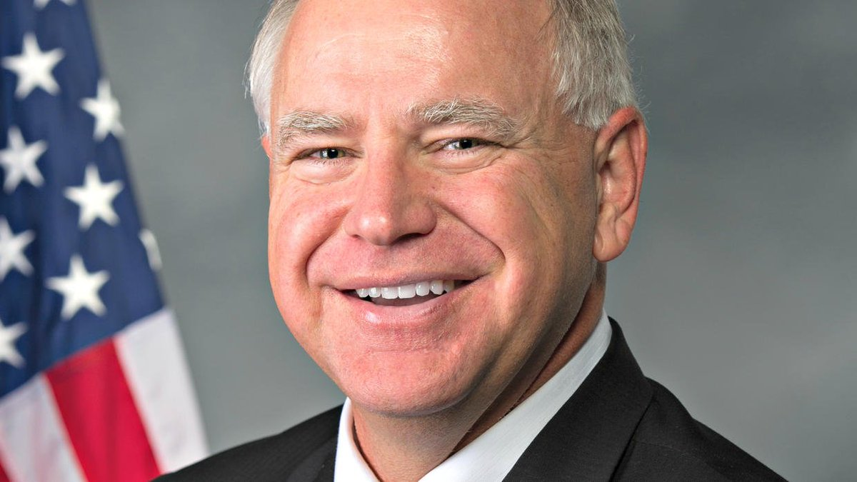 Governor candidate Tim Walz releases tax returns going back decade