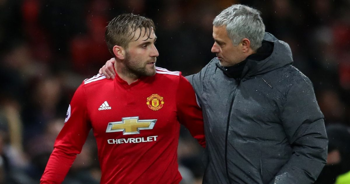 Manchester United defender Luke Shaw reveals reason behind his revival