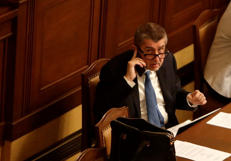 Czech government approves resignation after losing confidence vote