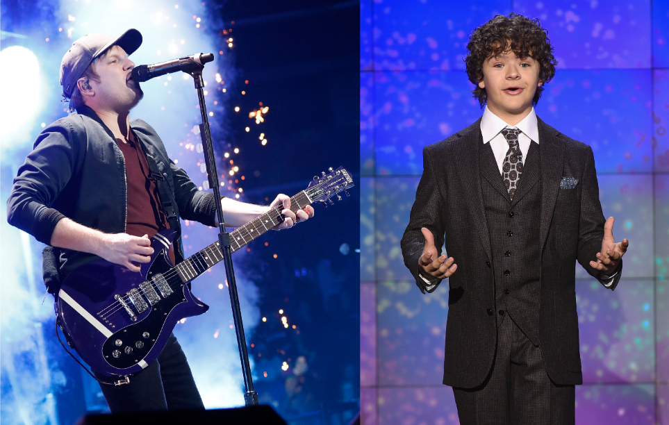 Fall Out Boy want #StrangerThings star Gaten Matarazzo to join them on tour https://t.co/5WOVKBUuiW https://t.co/bKa1LZ2f4D