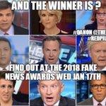 RT : And The Winner Is... #FakeNews...