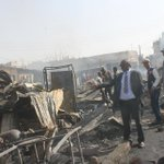 Machakos residents protest lack of fire engine, barricade Mombasa Road