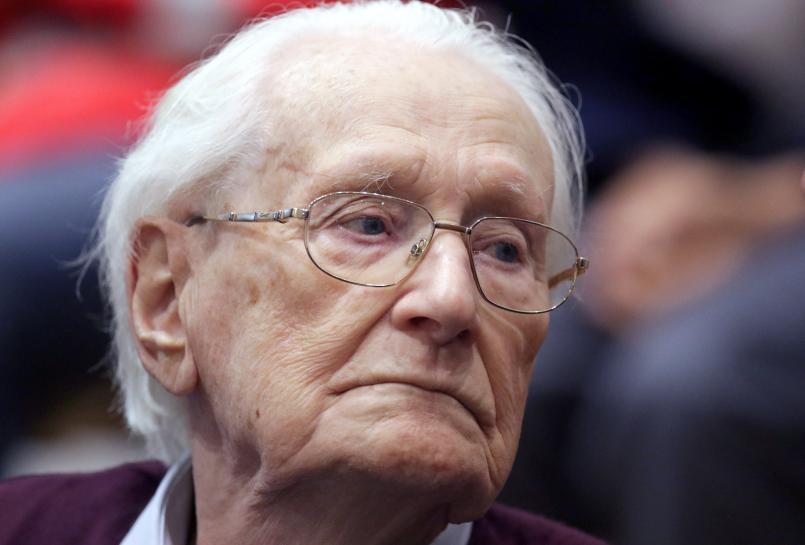 'Bookkeeper of Auschwitz's' plea for mercy rejected - German media https://t.co/l1DRoE5TWP https://t.co/y0RYGWWkmg