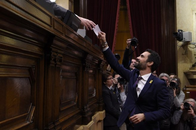 #Catalogne