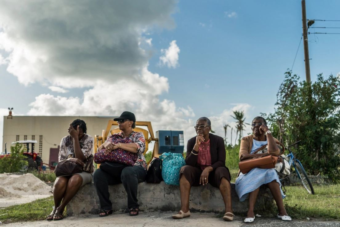 After hurricane, islanders fear their cherished lifestyle may be lost forever