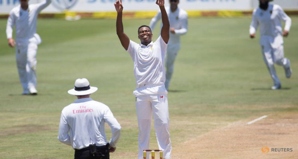 Debutant Ngidi leads South Africa to series victory v India