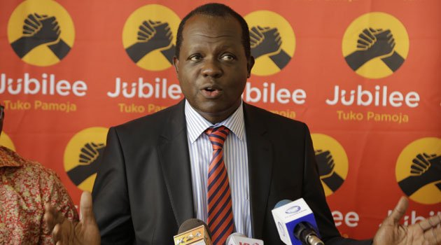 Uhuru Kenyatta's party steps in after bloody fights in Muranga County Assembly