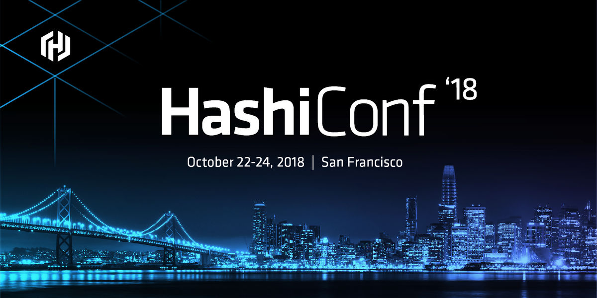 Registration, training sessions, CFPs, and sponsorships are now open for HashiConf! https://t.co/uHWgMHnSjU https://t.co/mxLVFxlwIJ