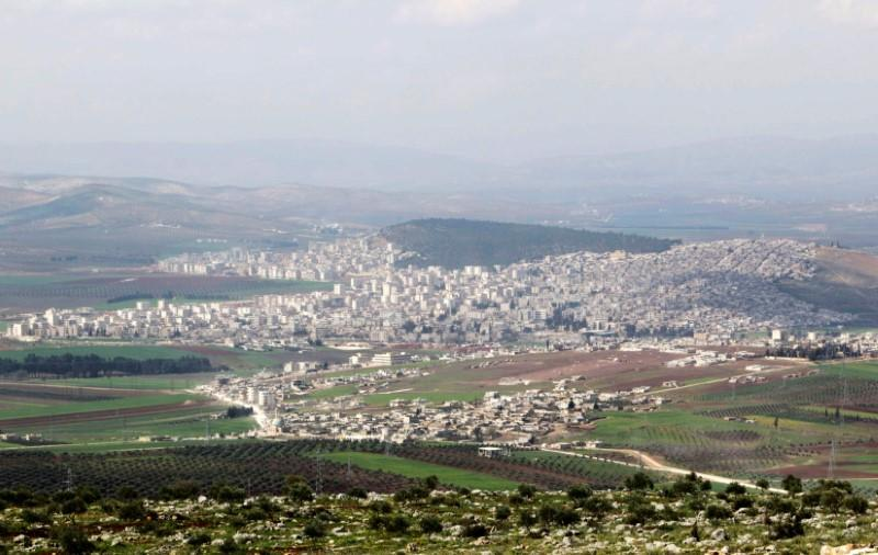 Syrian Kurdish PYD urges action against Turkish bombing of Afrin region https://t.co/XNOS8mmMhZ https://t.co/7asepf3dZw