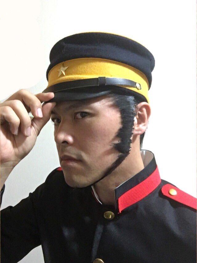 RT @kagaho04: 軍帽TLと聞いて https://t.co/4B0DQC52eq