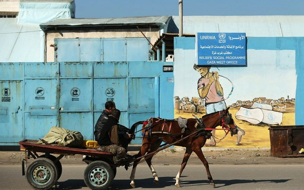 Arab League: US cutting UNRWA funds to erase Palestinian refugees