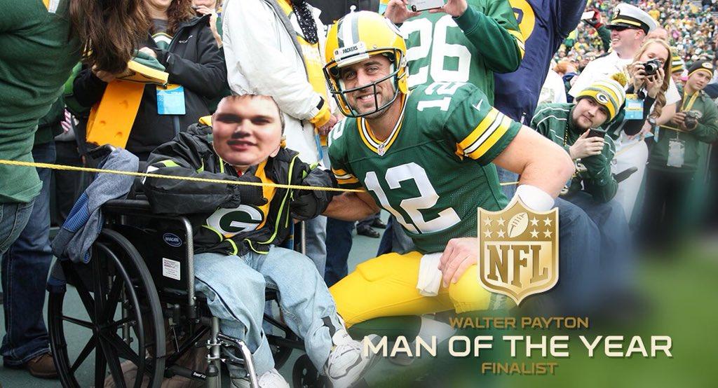 @MylesSheet @jasonhoneaphoto @FirstandGlenn Love or hate Aaron Rodgers and the Packers, I gotta respect them! Class act https://t.co/LdbWvBWoAc