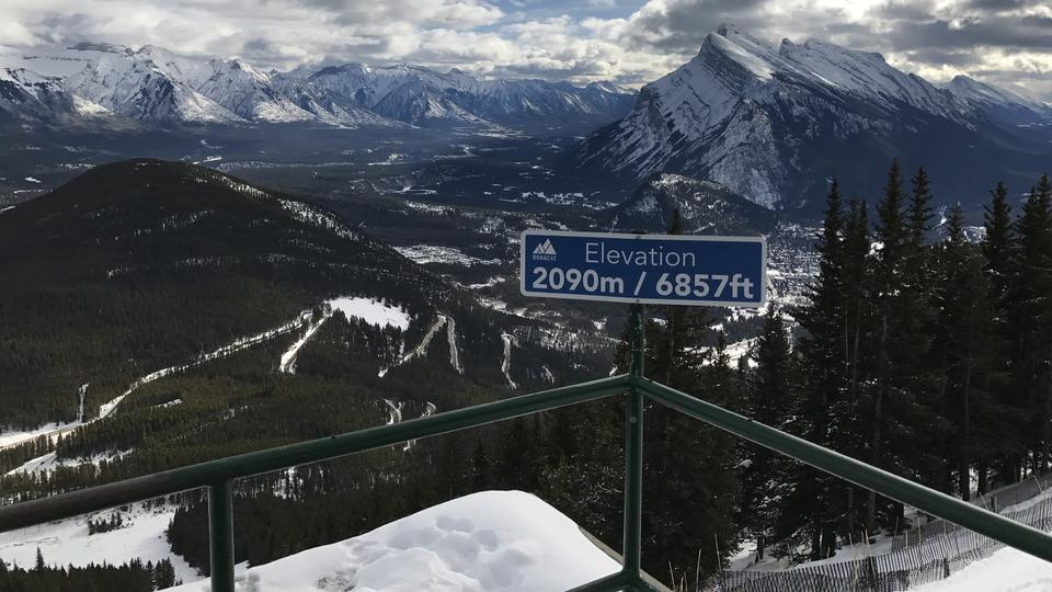 Canadian mountain trio has it all