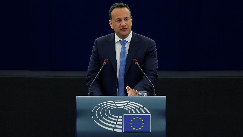 Irish PM looks to the future of Europe