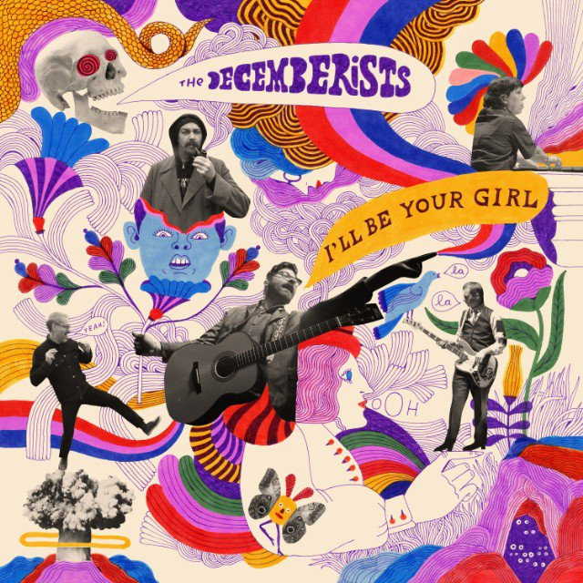 The Decemberists announce new album 'I'll Be Your Girl,' share new synthpop single 'Severed' https://t.co/lP3XKag2XS https://t.co/0Ob1IGPsvj