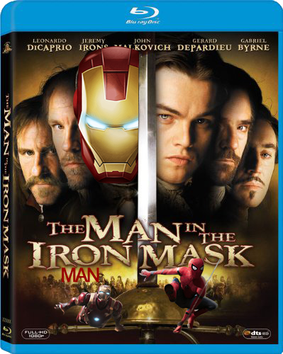 I've got your Iron Man 4 movie right here:  @Kevfeige @RobertDowneyJr @LeoDiCaprio #TheManInTheIronManMask https://t.co/IygYYSOw8U