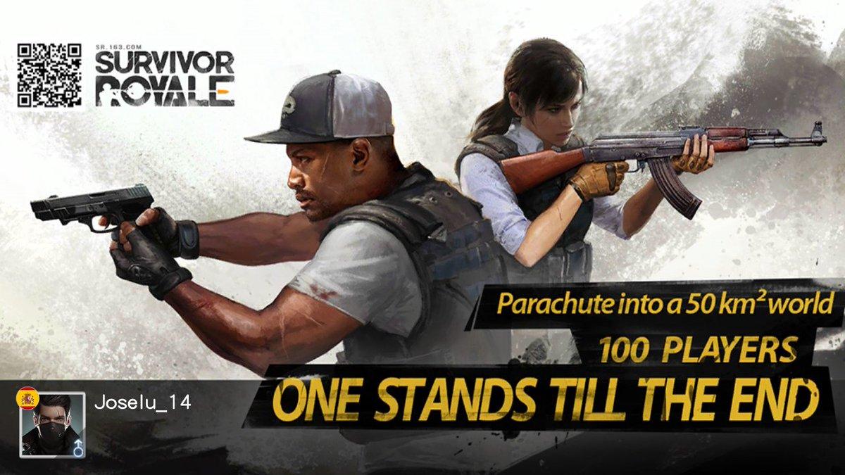 Survivor Royale es el mejor juego de supervivencia. ¿Tienes lo que hace falta para ser el número 1? https://t.co/tOXZMUSZLj