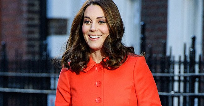 Kate Middleton just stepped out in a beautiful high street coat - and it's still in stock!