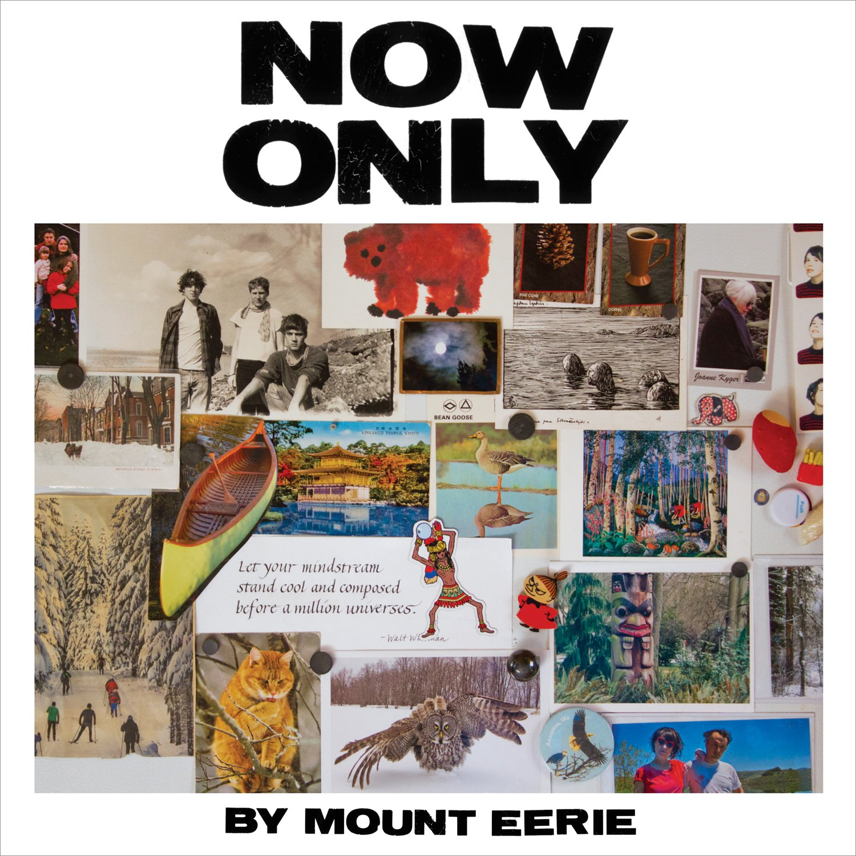 "Mount Eerie announces new album 'Now Only' & tour, shares 11-minute single ""Distortion"" https://t.co/LHCIodbi65 https://t.co/iMRvXUbV1Q"