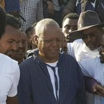 Ethiopia releases top opposition figure from prison