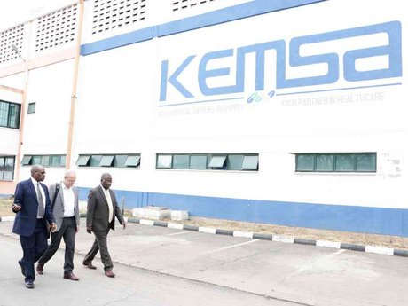 City hospitals run out of drugs over Sh286m debt to Kemsa