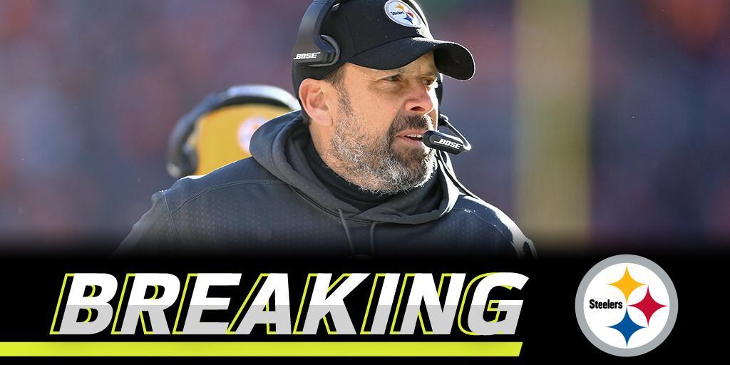 Todd Haley will not return as Steelers offensive coordintator: https://t.co/rzxC0kVPvj (via @RapSheet) https://t.co/KQYsnW3laV