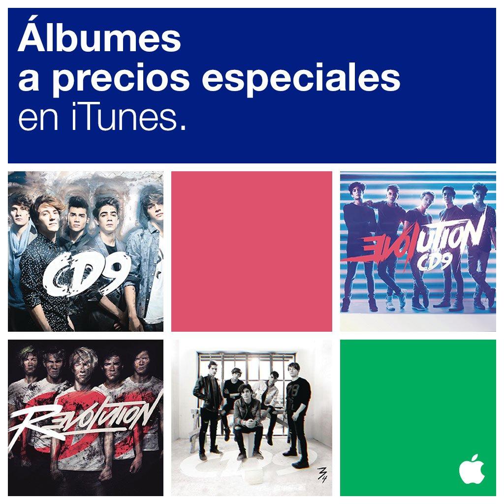 �� @iTunes se une al festejo de nuestro #MODOAVIÓNTOUR ✈️  Todas nuestras canciones acá https://t.co/IZfQ4T3Wdk https://t.co/5pqfASPnPK
