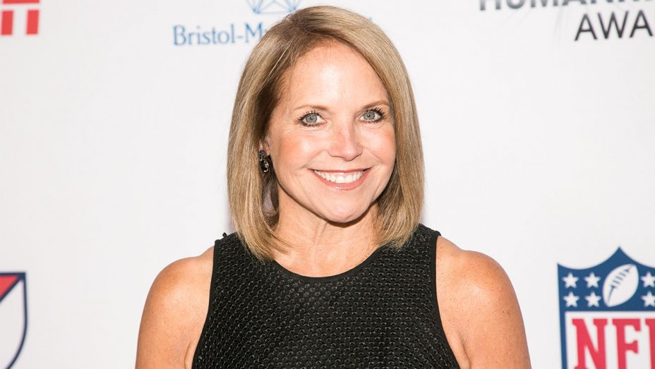 .@KatieCouric to co-host NBC Olympics Opening Ceremony