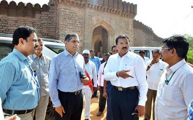 Domakonda Fort to be a tourist attraction