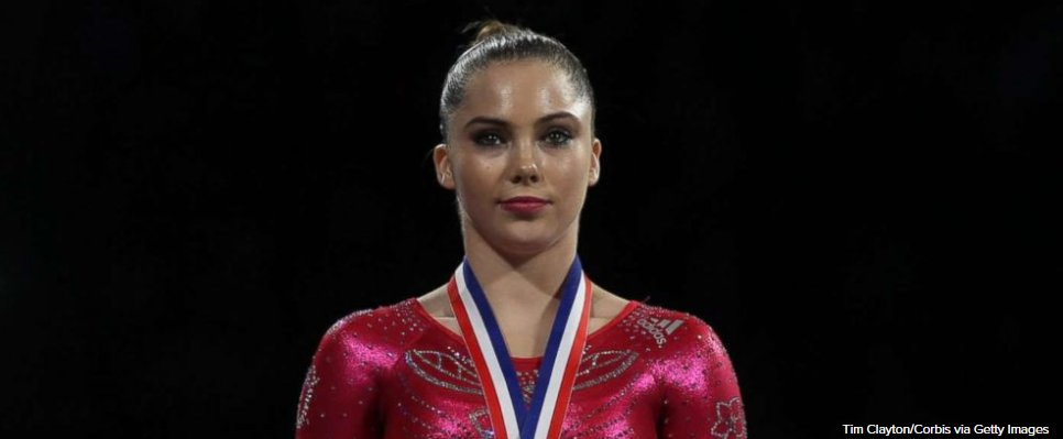 USA Gymnastics revokes fine for McKayla Maroney after Chrissy Teigen offers to pay.