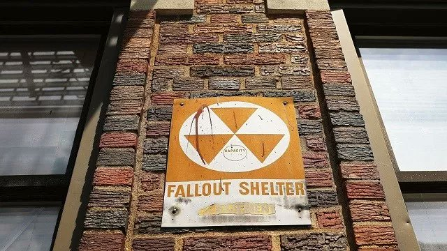 test Twitter Media - Heed old shelter signs? If nuke is REALLY coming, maybe not: https://t.co/5LHblmSNDJ https://t.co/xK6fxuXMql