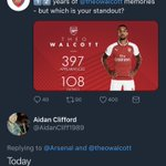 RT : A sad day for Arsenal supporters...