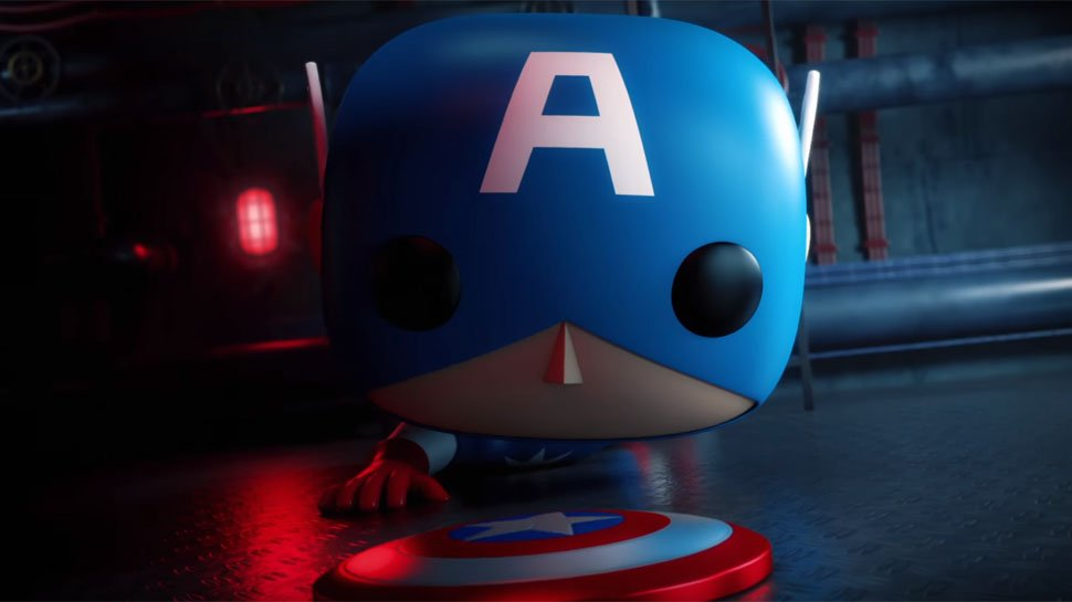 .@Marvel and @OriginalFunko give #CaptainAmerica a rematch with Red Skull: https://t.co/Zt7oJsbfiO https://t.co/LP11mWdcp1