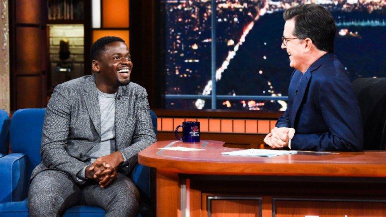 "GetOut star Daniel Kaluuya on ""weird stuff"" said by white people"