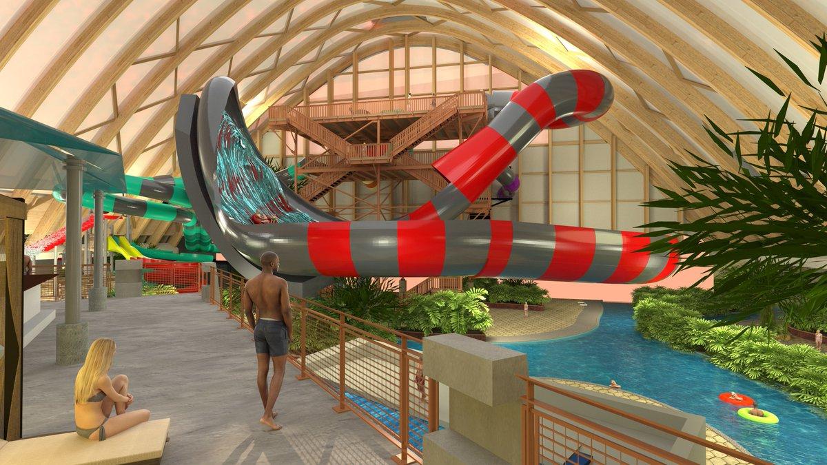 The Kartrite Hotel & Waterpark to make a splash in the Catskills! https://t.co/Jv20EjPnks https://t.co/jJH1Qnv3Z9