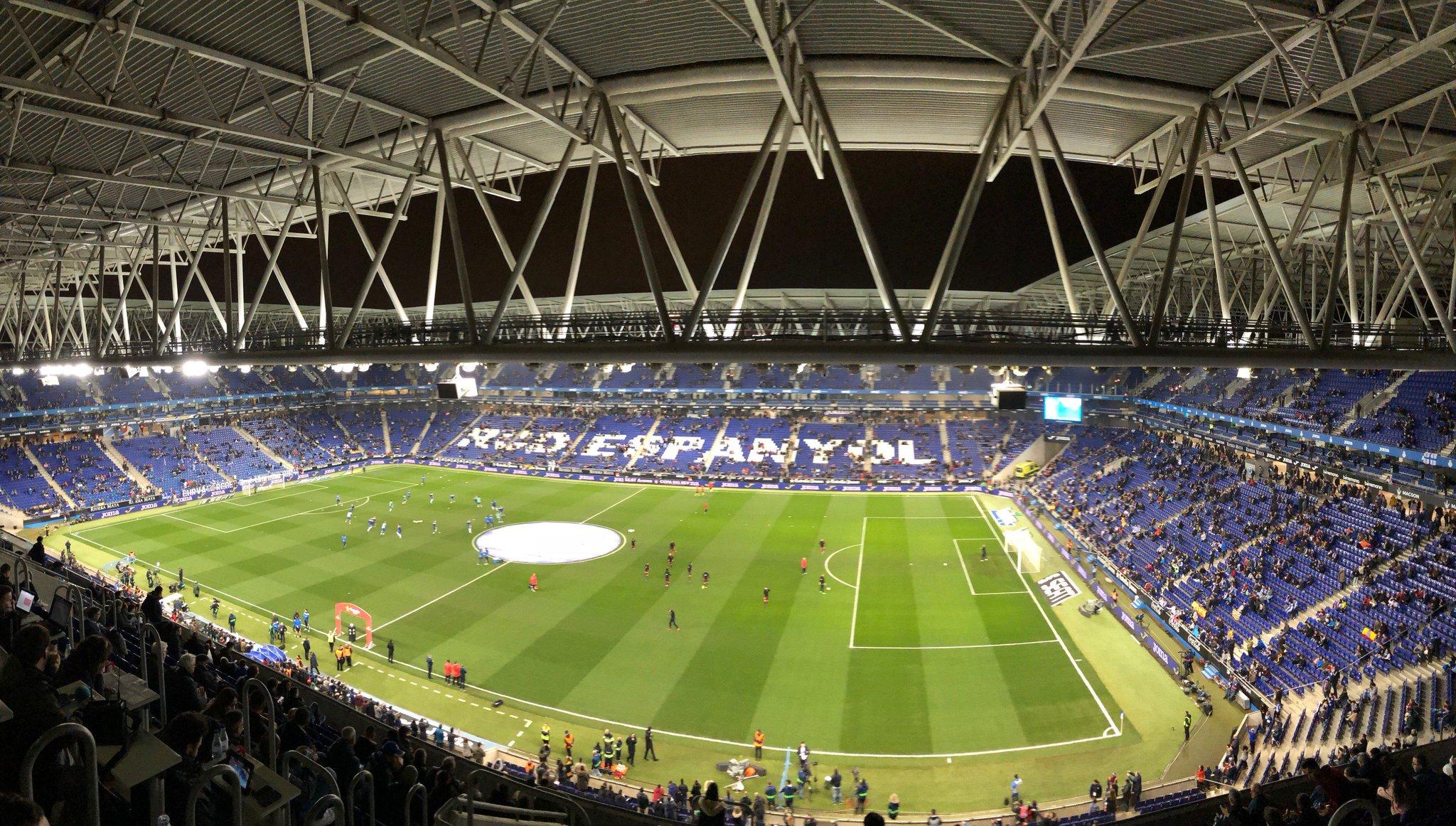 ⌚ Faltan 10 minutos para que comience el derbi! ���� #ForçaBarça #CopaBarça https://t.co/5PscKGwFSo