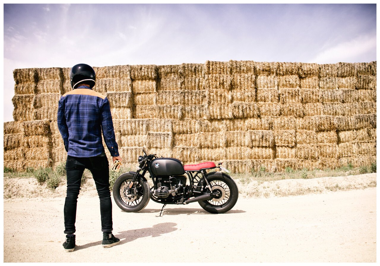 Say who you are without having to speak #crd91 by @caferacerdreams #motorcycle #caferacerdreams #bmwmotorrad #rideon https://t.co/C02X407QkA