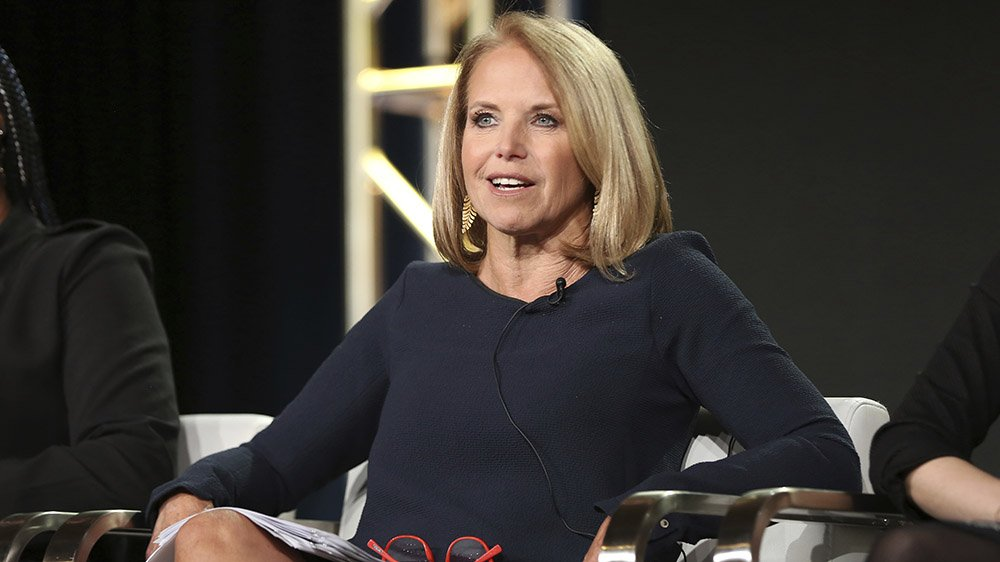 Katie Couric will return to NBC as co-host of the Winter Olympics