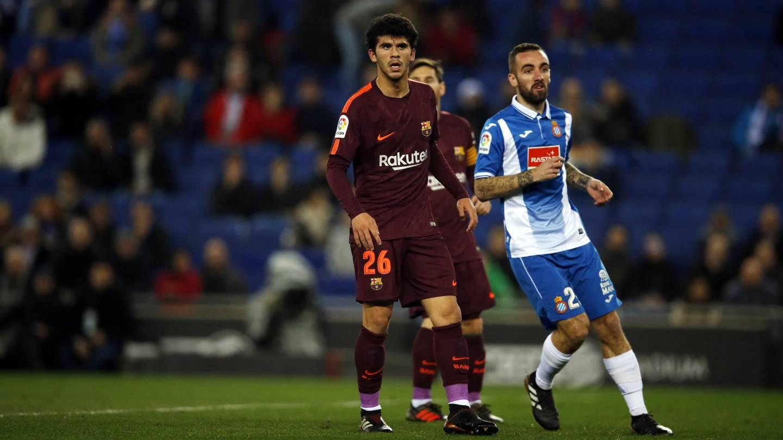 �� Minut 44: Pass from Aleñá for Denis Suárez but he shoots wide too! (0-0) #CopaBarça https://t.co/ZZ20vk578o