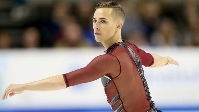 First openly gay US Olympian blasts Pence leading delegation: 'I'm not buying it' https://t.co/LrUGipV9i4 https://t.co/ASLeSJ5jSo
