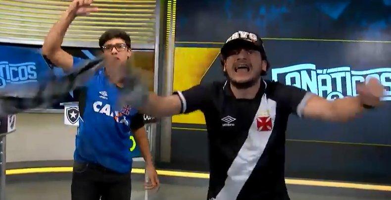 #FanáticosVascão