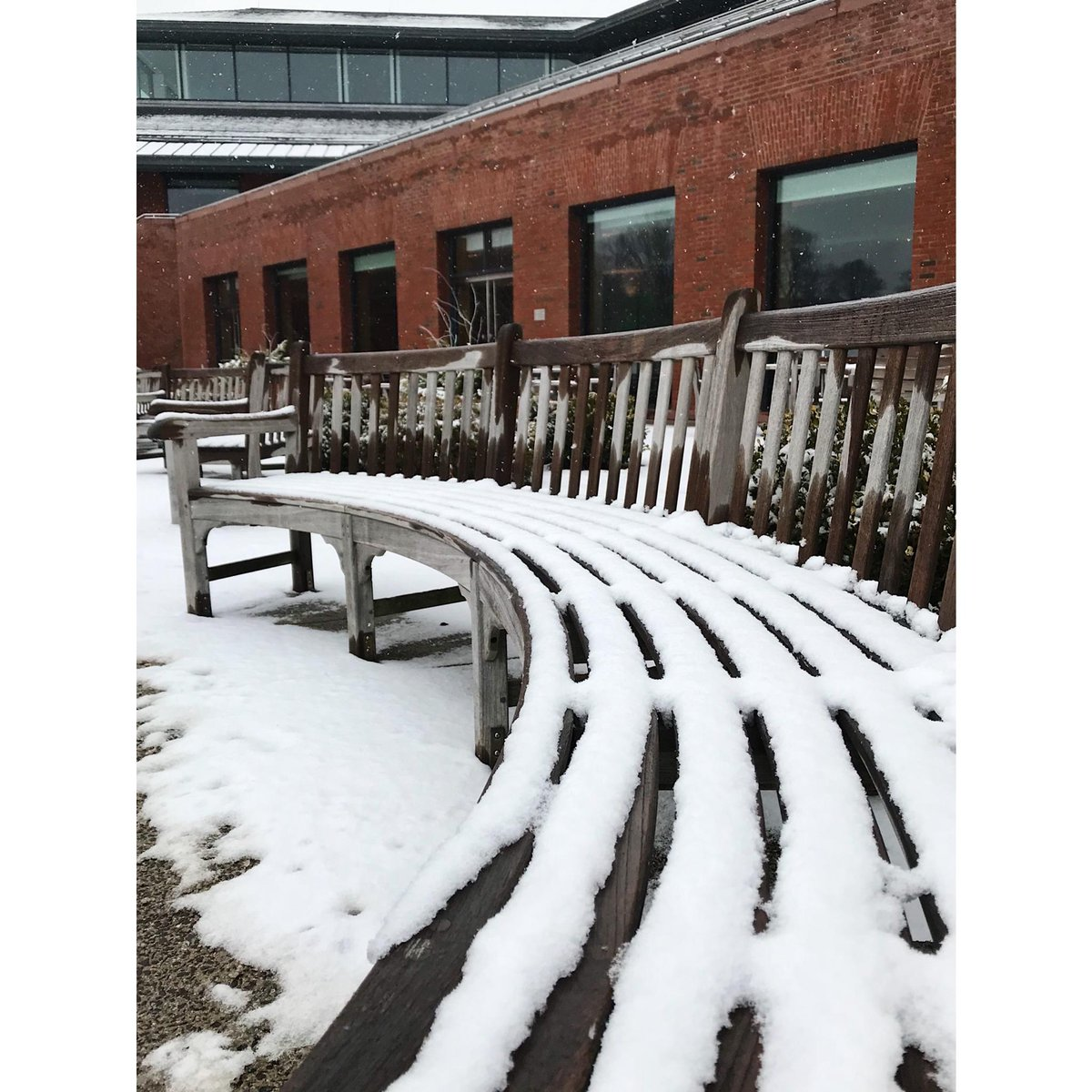 test Twitter Media - Snowy day at Wesleyan! Stay cozy, Cardinals! ❄️☃️☕ https://t.co/fXBKREMy8t