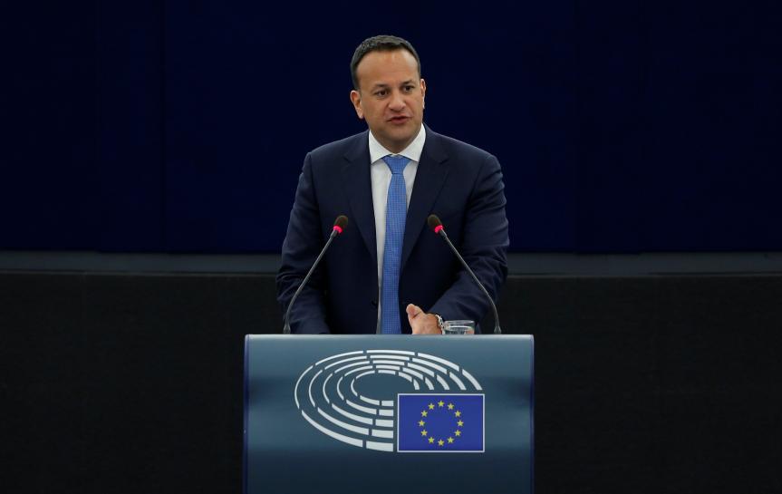 Second vote not undemocratic, Irish PM says on Brexit https://t.co/bVIAllsOHU https://t.co/HSziSChBzw