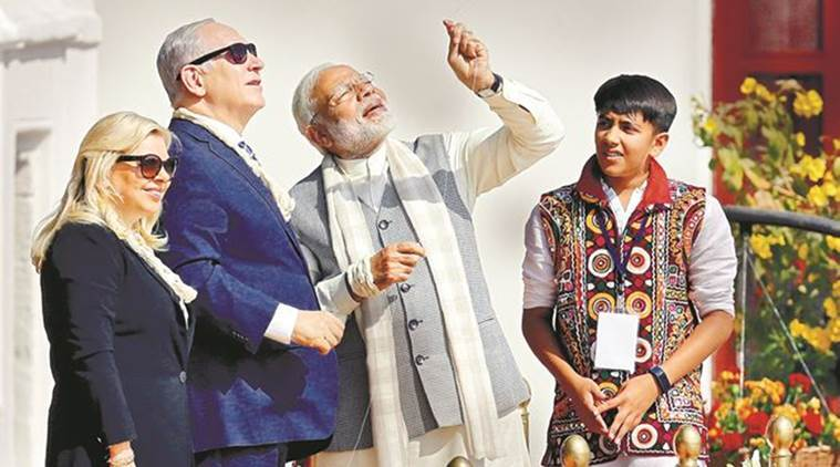 Israeli tech benefited 1 lakh farmers: PM Narendra Modi