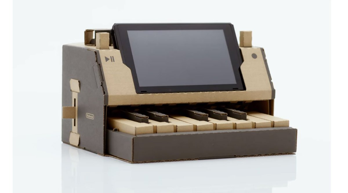 Nintendo is making a bunch of  nintendo labo