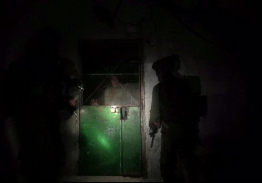 Clash in Jenin between Israeli security forces and armed Palestinians