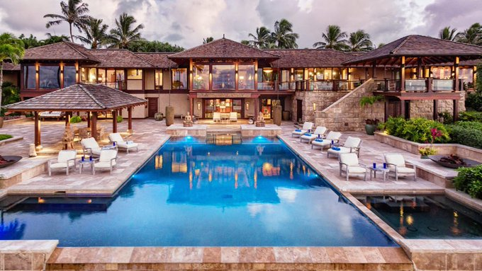 Hawaii's Most Expensive House Is a $70M Compound on Kauai's North Shore https://t.co/3rXWXtG8wO https://t.co/OkPqlFbHBr