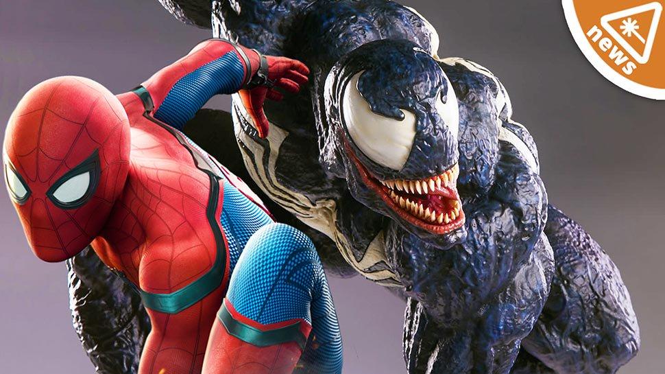 Will @TomHolland1996's #SpiderMan bring #Venom to the MCU? #NerdistNews is on the case! https://t.co/VovaiHJDoQ https://t.co/lIkVhkkw4h